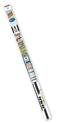 GO-FINE 夠好 日本NWB原廠雨刷膠條 組合價 16吋+22吋 竹節式雨刷條 雨刷條 三節式雨刷替換膠條