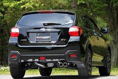 全新 日本 Fujitsubo Authorize S 藤壺 排氣管 Subaru 速霸陸 XV 專用 尾段
