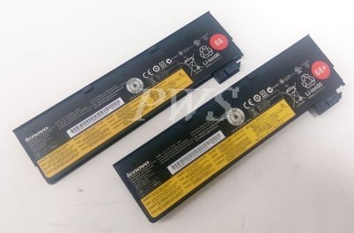 ☆【全新 Lenovo ThinkPad X240 X250 T440 T440S 原廠電池】☆ 原廠6CELL 68+