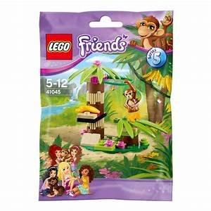 【痞哥毛】 LEGO 樂高 41045 Friends系列 猩猩的香蕉樹 全新未拆