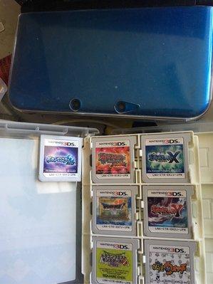 任天堂 3DS 含遊戲