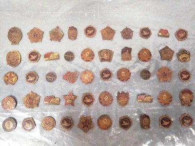中国古董軍事奬章150一個