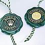 勞力士 Rolex 原廠圓標 綠標 綠圓標 綠色天文台認證吊牌 保證真品 500元一個