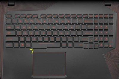 ☆蝶飛☆華碩ASUS ROG STRIX GL553VD 鍵盤膜ROG GL553VD 筆電鍵盤保護膜