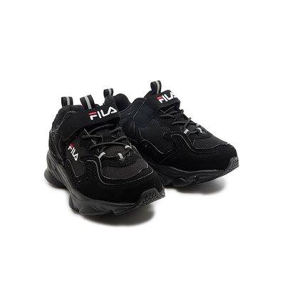 日本代購 FILA SKIPPER KD F5-3003 BLK F5-3001 WNV F5-3002 WPK 中童鞋 三色現貨(Mona)
