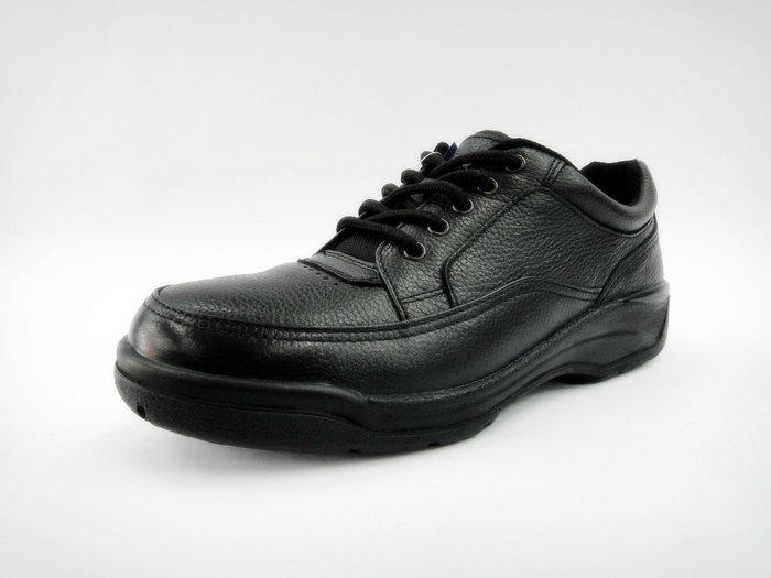 [WALKER 休閒運動] 日本原裝進口MOON  STAR 月星 紳士氣墊皮鞋 健步鞋  3色- 黑