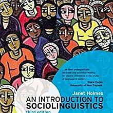 【賤賣】An Introduction to Sociolinguistics (3rd Edition) by Janet Holmes
