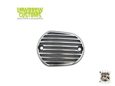 《美式工廠》Sportster 專用 美國 Lowbrow 油杯蓋 抛光 XL 哈雷 883 48 72
