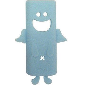 《買一送一 最後出清》Q-Max 小天使矽膠保護套,iPod Shuffle 三代 (4GB 專用) 三色可選