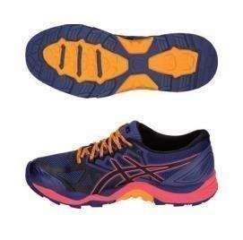 正翰棒壘---Asics GEL-FujiTrabuco 6 G-TX 女慢跑鞋 T7F5N-400