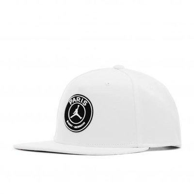 緊急預訂 ! 下半季白色款!全新有牌 18/19 巴黎聖日耳門 x 米高佐敦 PSG x MJ Michael Jordan Pro Cap 帽 NBA