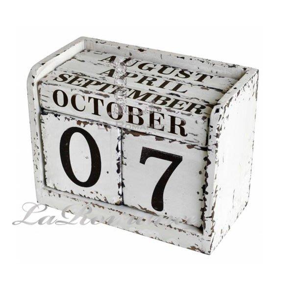 【芮洛蔓 La Romance】Mindy Brownes - 復古積木月曆