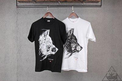 【HYDRA】Supreme Yohji Yamamoto Scribble Wolf Tee 狼 塗鴉【SUP455】