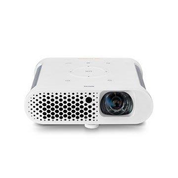 【全新含稅附發票】BenQ LED行動微型露營機 GS1 投影機 ( 內建影音APP 愛奇藝 微型投影機)