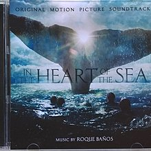 《絕版專賣》白鯨傳奇:怒海之心 / In The Heart of The Sea 電影原聲帶