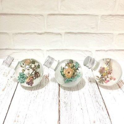 Handmade DIY 浮游花瓶