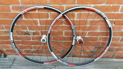 絕版典藏DT Swiss R1800  輪組聯名款= Giant Limited Edition (超強壯耐操練習輪)