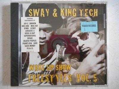 Sway & King Tech - Sway & Tech Wake Up Show, Vol. 5 進口美版