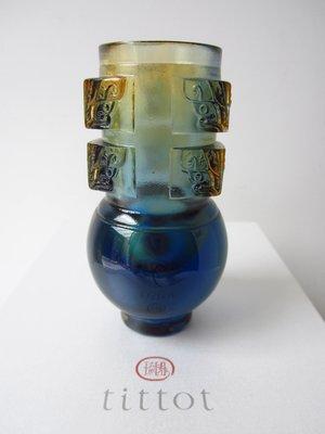 頂級琉璃品牌【TITTOT】琉園 琉璃 擺飾 保證全新正品/真品 現貨