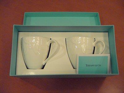 Tiffany&Co  Terrace系列馬克杯組2客 2pcs(特價品)