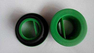 PE棧板膜用旋轉管套(原本一組就是2個)購買前請認明專業卡管通用型不掉落旋轉設計(十組20個下標區)