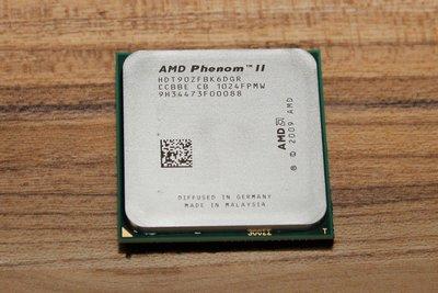 AMD Phenom II X6 1090T 3.6GHz 另有 1045T 1055T 1075T 1100T 可參考