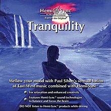 [心靈之音] 平靜 Tranquility -美國孟羅Hemi-Sync雙腦同步CD-拆封福利品