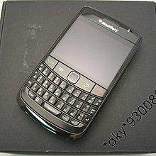 Blackberry 9780 Fullset 全套(黑色)95%