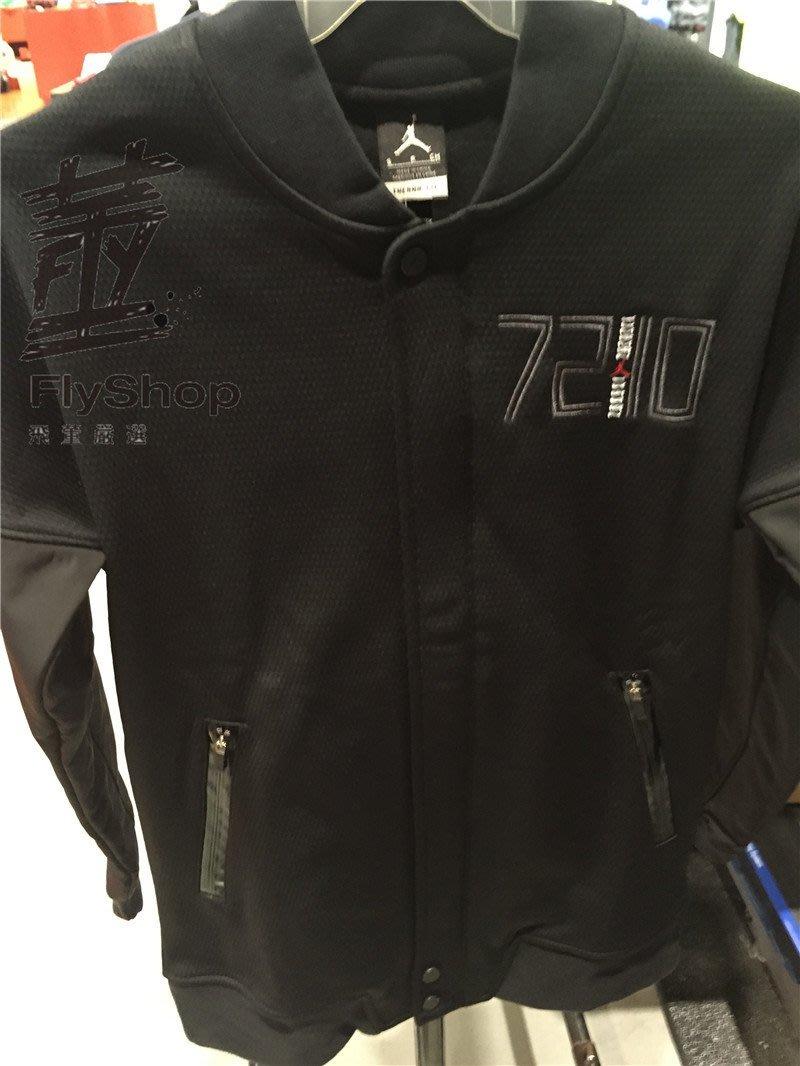 [飛董] NIKE JORDAN 11 AJ11 72-10 運動外套 72勝10敗紀念款 777500-010 黑