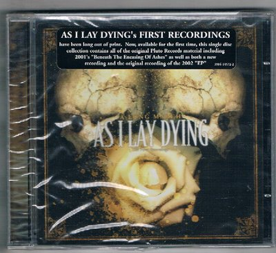 西洋CD-ASILAY DYING /  A LONG MARCH: THE FIRST RECORDINGS