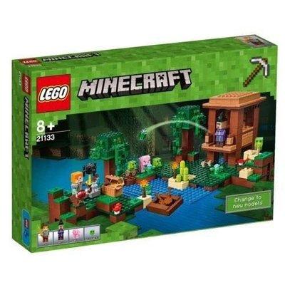 樂高 LEGO 21133 MINECRAFT 創世神系列 我的世界 女巫小屋