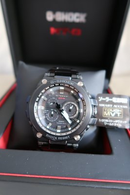 Casio g-shock MT-G s1000bd 日版