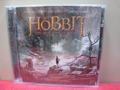 正版全新CD~電影原聲帶《哈比人:荒谷惡龍》 Howard Shore Hobbit : The Desolation