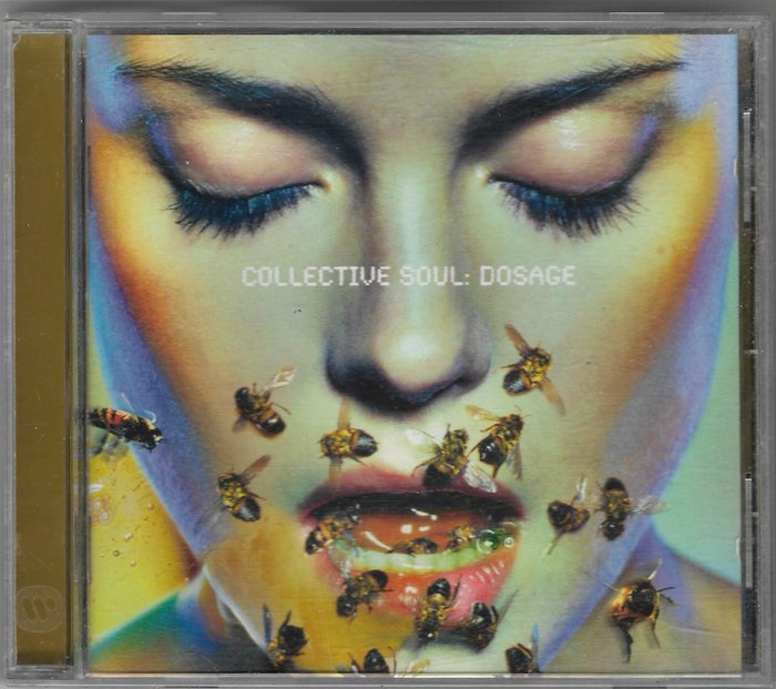 COLLECTIVE SOUL / DOSAGE /二手