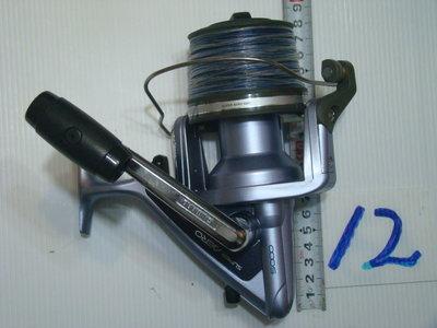 采潔 日本二手外匯釣SHIMANO GT5000 遠投二手中古釣竿捲線器釣具DAIWA OLYMPIC H12