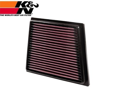 【Power Parts】K&N 高流量空氣濾芯 33-2955 FORD FIESTA 2008-2014