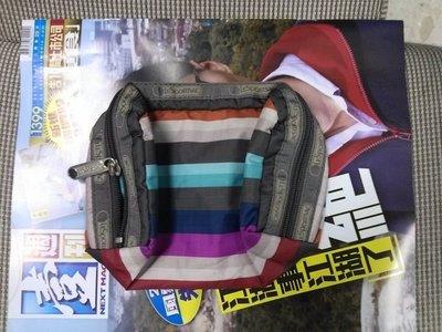 全新 Lesportsac Bag 化妝袋 / 筆袋