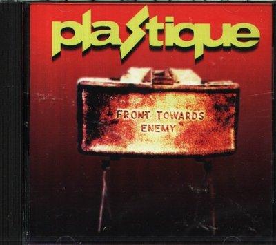 八八 - Plastique - Front Towards Enemy