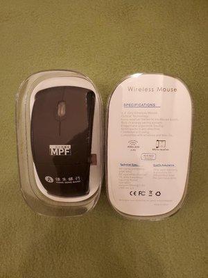 Hang Seng Bank 2.4 Ghz Wireless Mouse 恒生銀行 無線滑鼠 1個