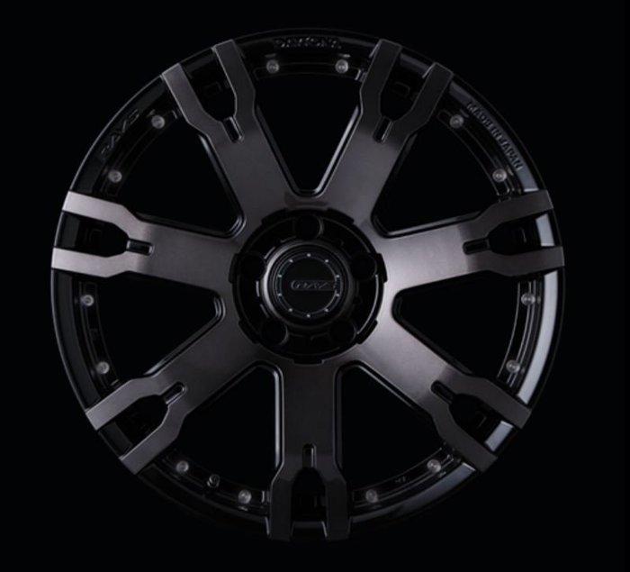 DJD19051756 日本正RAYS FDX F7S 5HOLE 18吋 鍛造鋁圈 輕量化 依當月報價為準