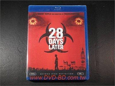 [藍光BD] - 28天毀滅倒數 28 Days Later -【 雙面鬼計 】席尼墨菲、娜歐蜜哈瑞絲