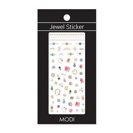 ※韓國MODI 2016年11月新上市新款珠寶指甲貼#1#2〞-『韓妝代購』〈現貨+預購〉