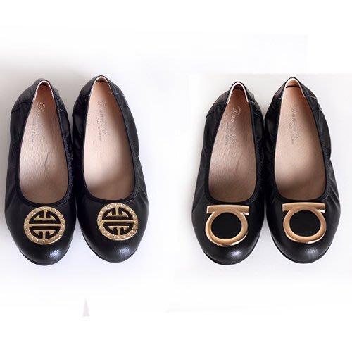 娃娃鞋 芭蕾舞鞋 綿羊皮 軟Q鞋墊豆豆鞋 台灣手工鞋 丹妮鞋屋