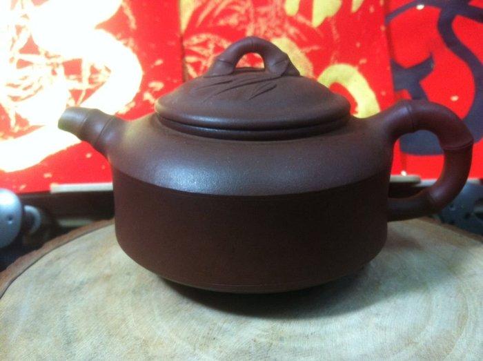 【茶墨相濡】特賣 ☆紫砂壺☆ 早期宜興紫砂壺1801