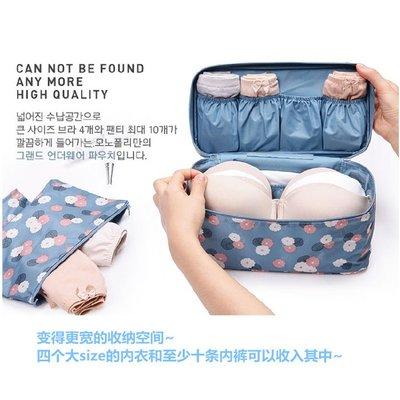 旅行內衣文胸收納袋行李箱出差旅游大容量內褲襪子整理包便攜防潑水