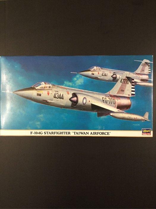 COME 玩具 中華民國空軍 F104G 星式戰鬥機
