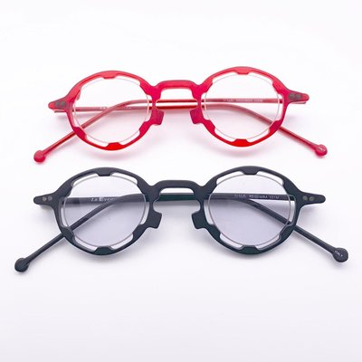 L.A. EYEWORKS REGUMBA 228M and 101M
