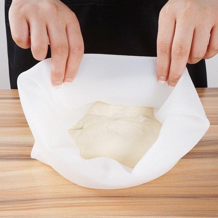 免運 揉麵袋 硅膠不黏手和面袋揉面點活面醒面發面保鮮袋防滑不黏DIY烘焙工具 KSSJ9985