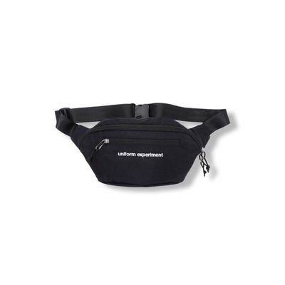 Uniform Experiment FW18 Waist Bag 全黑 腰包