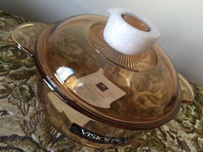 美國康寧VISIONS 晶彩透明鍋2.25L 雙耳湯鍋/ 淺鍋 VS22 嘉義市